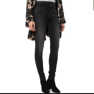 Mother The Stunner Devil in The making Jeans-Black